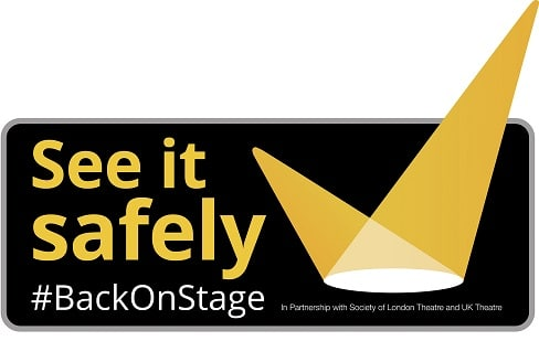 See plays safely in our theatre.
